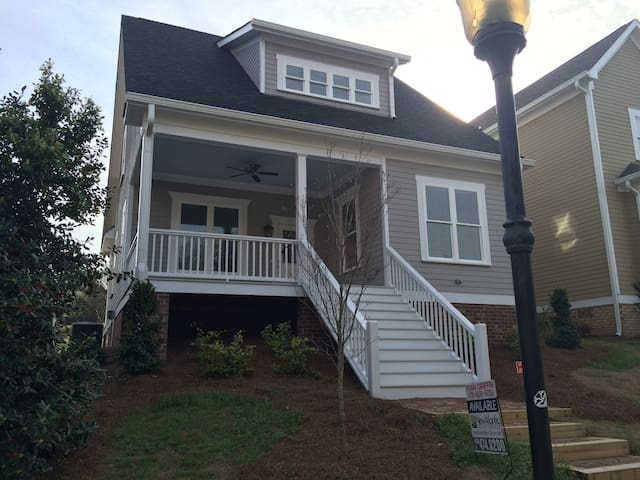 2 bedrooms on Cherry Street - Macon - Hus