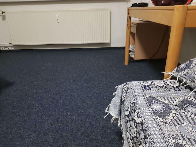 Einzelbettzimmer in Rostock