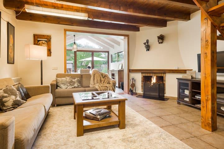 Casa Vista Aneto. Un sueño en el Valle de Aran.
