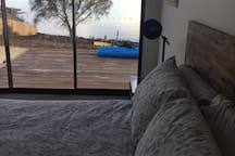 View from bed !