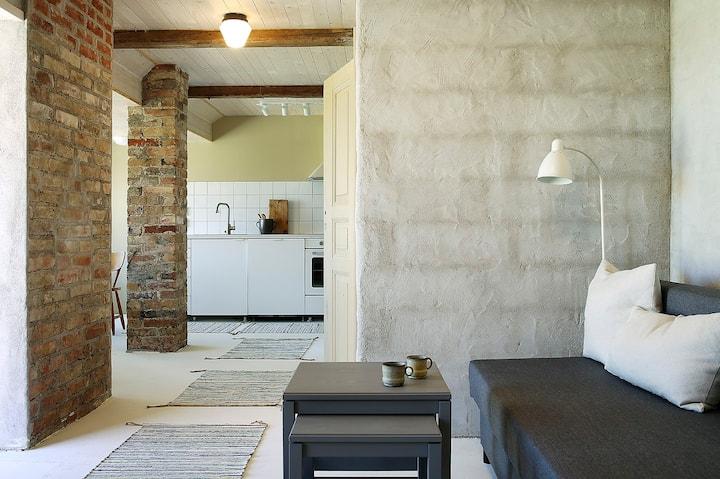 Två hus på Österlen, Sveriges Provence - lght 2.