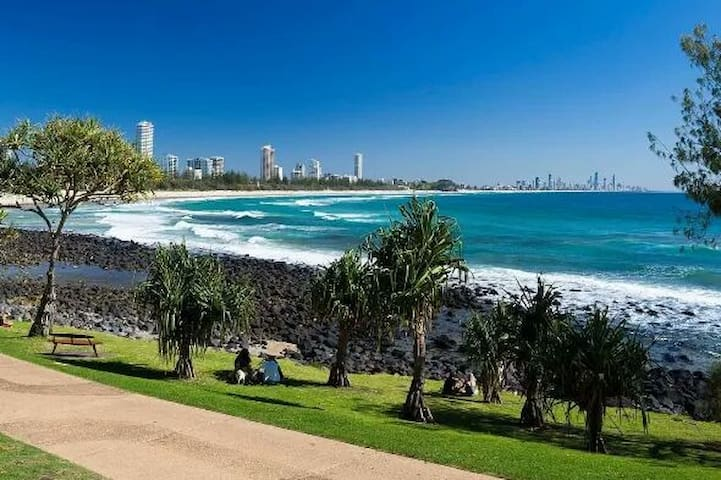 The Best Burleigh Beach House