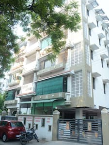 3 BHK APARTMENT, LIVING AND  DINING ROOM, KITCHEN,
