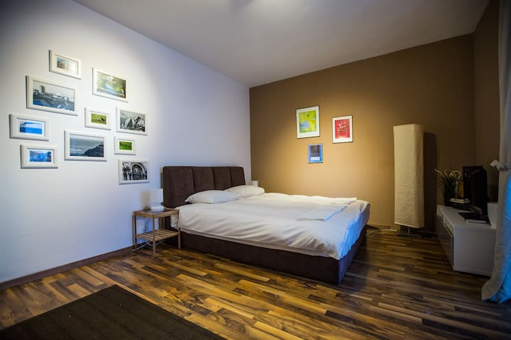 30m² Studio Center WiFi (very safe) - Bucharest  - Lägenhet