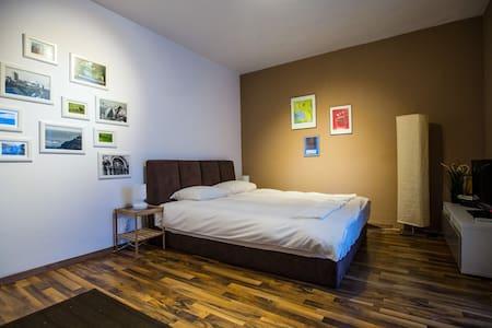 30m² Studio Center WiFi (very safe) - Bucharest  - Apartamento