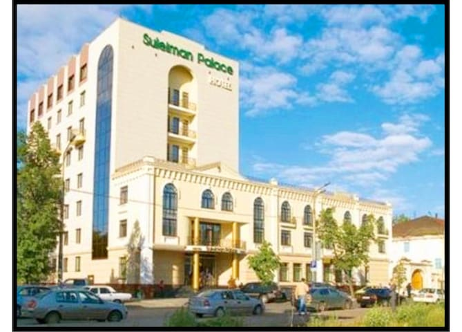 Suleiman Palace Hotel 3