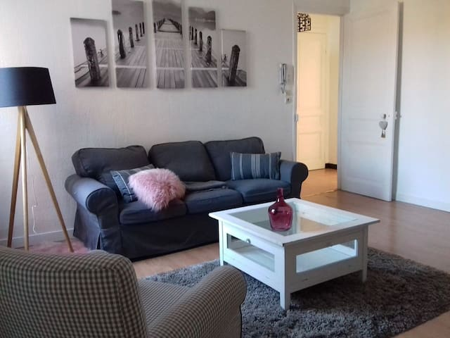 Appartment cosy 71M2