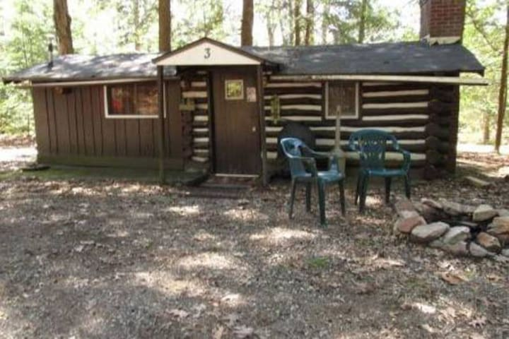 Cook Forest Cabin 3