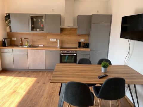 Ganze Wohnung 50m² nahe Obermain-Therme
