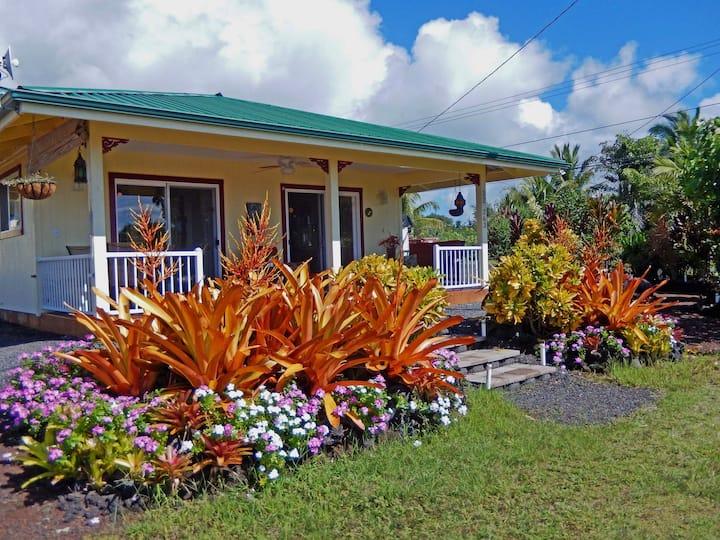 Hale Melemele on Big Island-