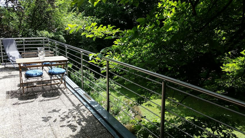 Wonderful 2-Room-Flat 123 sqm near Lake Constance
