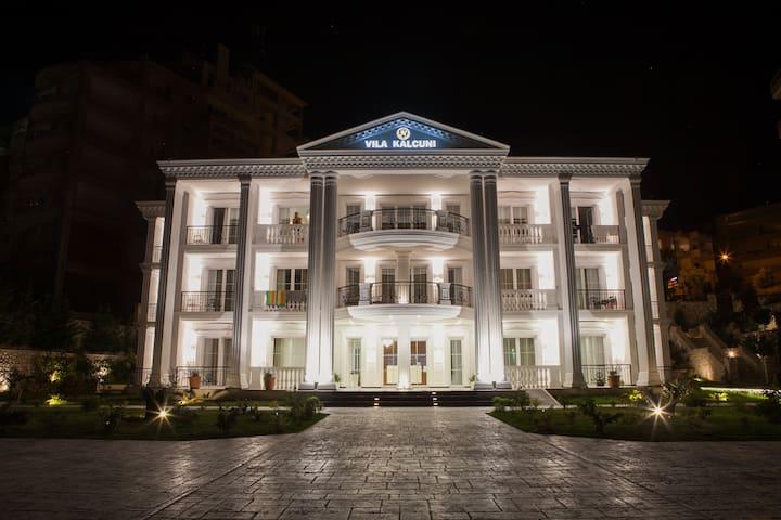 Vila Kalcuni Sarande - Luxury Resort