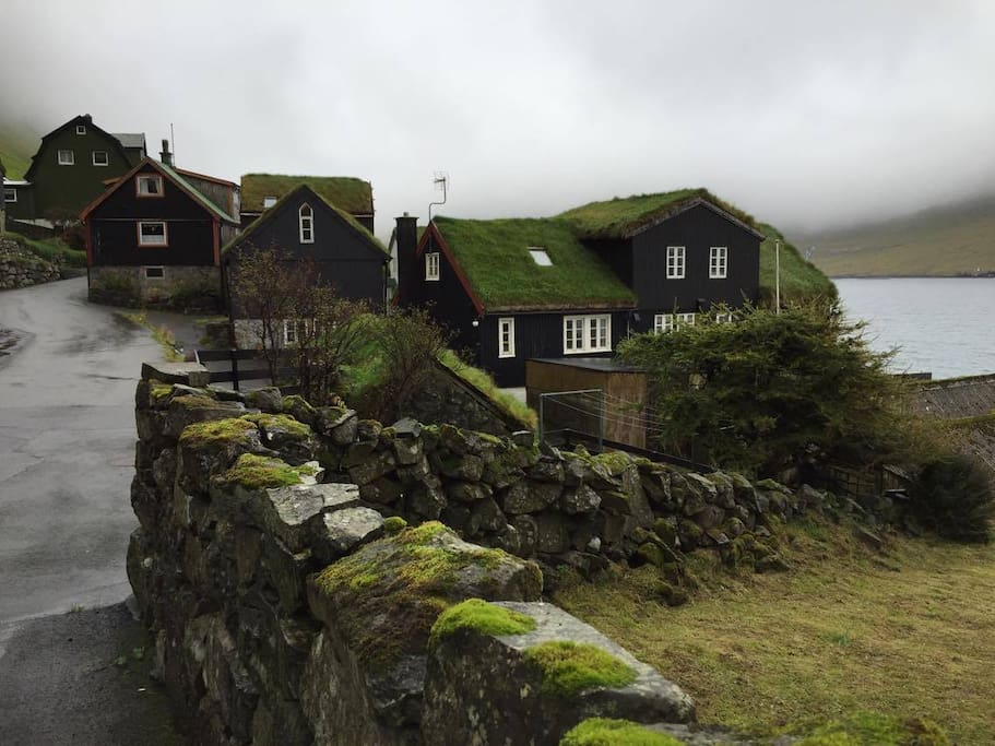 Old Town of Bøur