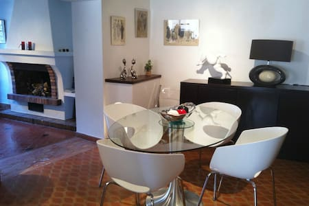 Nicely decorated and well located apartment - Tourrettes-sur-Loup