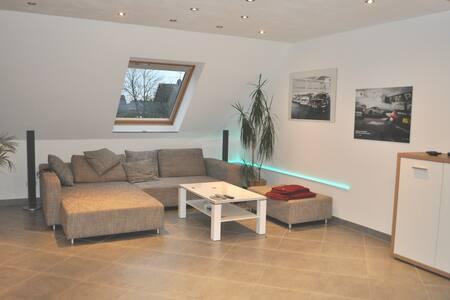 Duplex apartment with garden near Venlo and forest - Brüggen - Wohnung