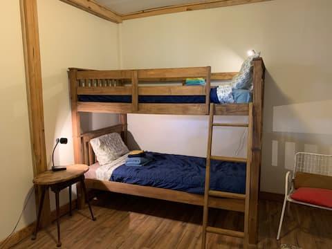 TuckerBerry Farm - barn room