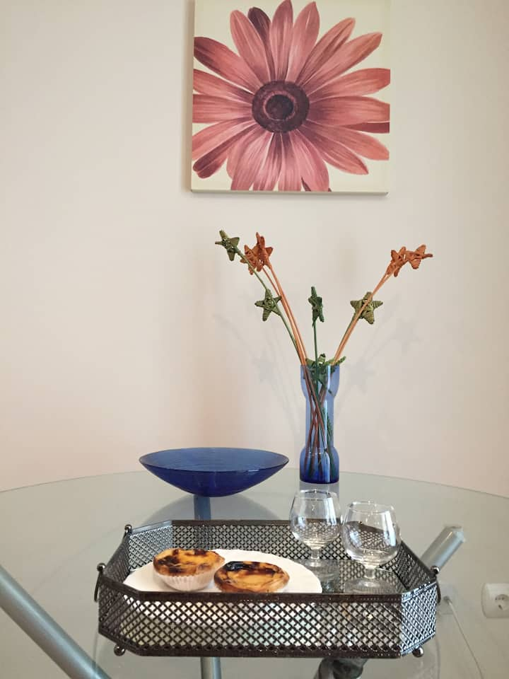 Lima's-Almost new apartment in the heart of Oporto