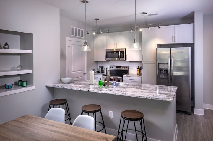 Kasa | King of Prussia | Stylish 2BD/2BA Apartment