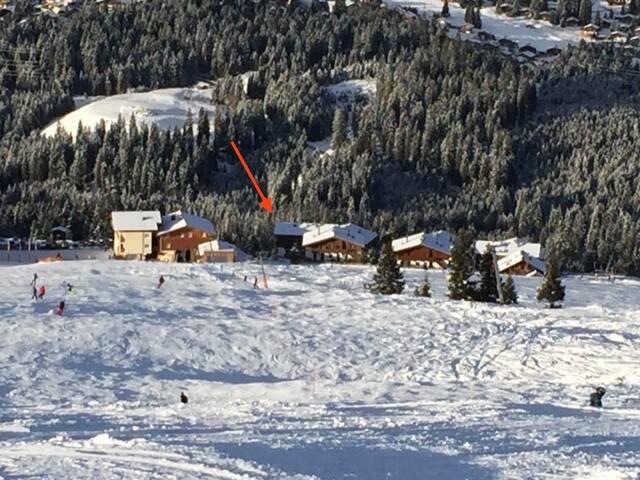 Alpenglueck-Hochkrimml, Ski in-Ski out!