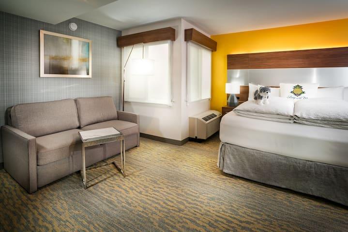 Hotel Z, Z King Suite