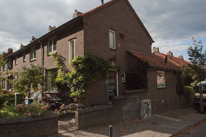 Attractive familyhouse nearby Nijmegen centre