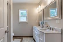 Lower Master Bathroom