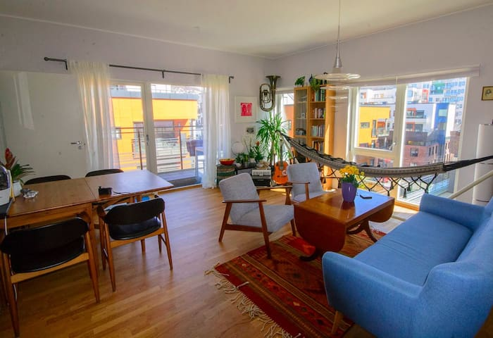 Two bedroom, centrally located apartment - Bergen - Apartmen
