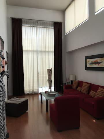 Penthouse con la mejor ubicación - Ciudad de México - Daire