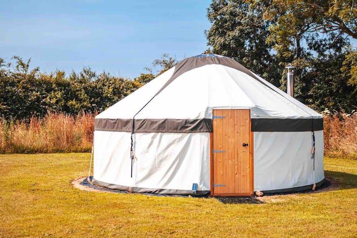 Soul of Norfolk Lodge 'Morston Yurt'