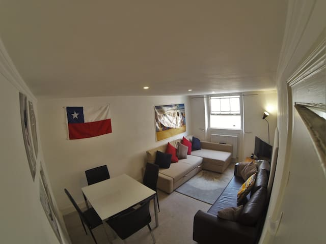Double room ideally located next to Hyde Park - Londres - Appartement