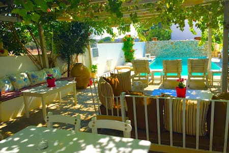 Nice cozy room 2 persons in Paros - Aliki