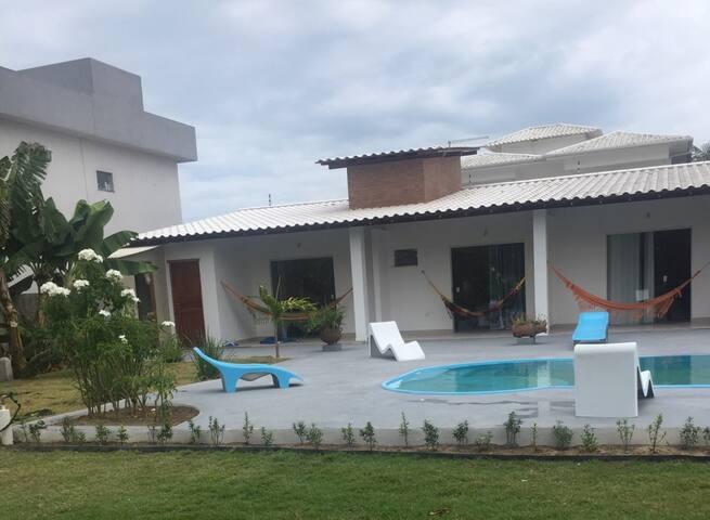 Suites com vista piscina