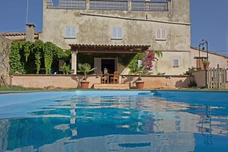CHARMING HOUSE IN RURAL VILLAGE - Ariany