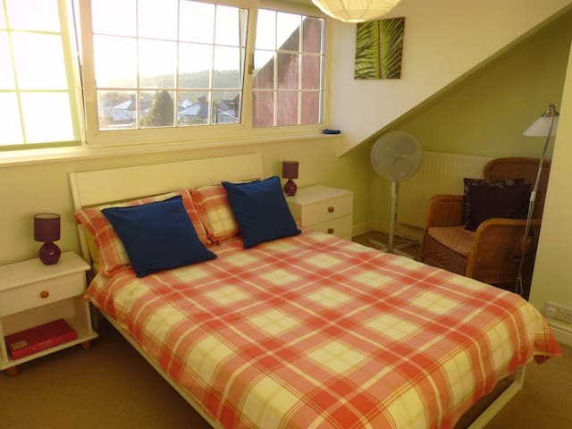Comfortable double room in Ilkley - Ilkley - Bed & Breakfast