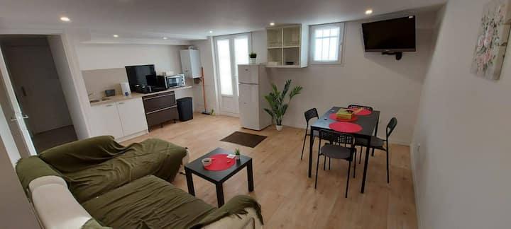 Bel appartement à 15mn de Lyon / 5mn de l'aéroport