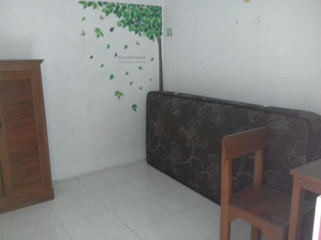 Affordable shared house in semarang