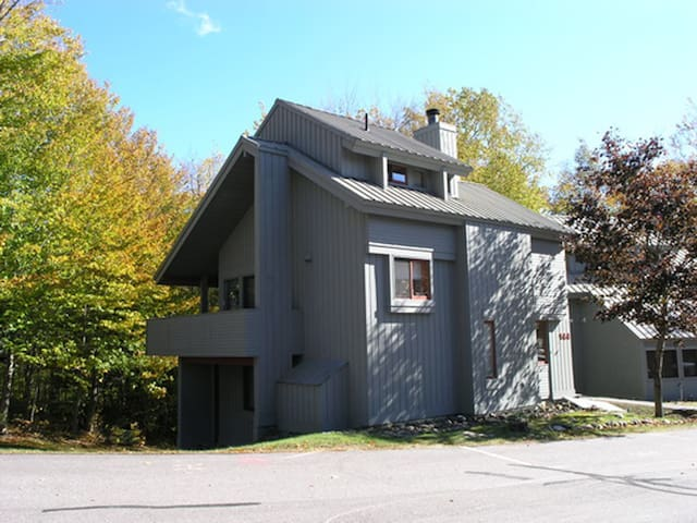 Front exterior of home.  Situated on a quiet cul-de-sac with little traffic