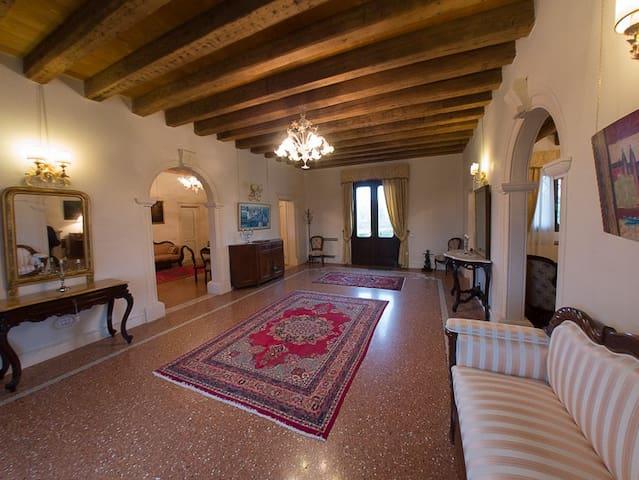 Villa  Anconetta  -  Dogaressa