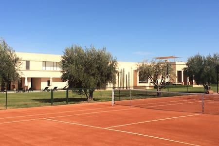 Villa NoorZayan: luxury villa with pool and tennis - Villa
