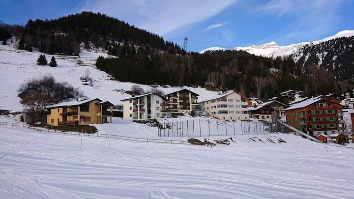Appartamento Disentis /Acletta sulle piste da sci