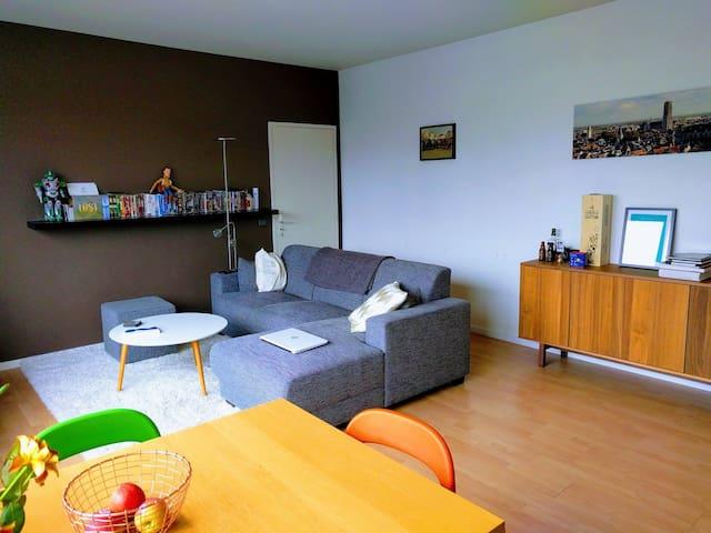 Gezellig appartementje in bruisend Mechelen - Mechelen - Huoneisto