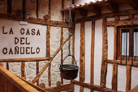 La Casa del Cañuelo - Valle de Tabladillo - Pension