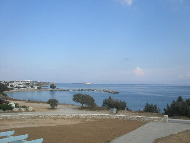 SEA FRONT HOUSE ABELAS PAROS - NAOUSSA - House
