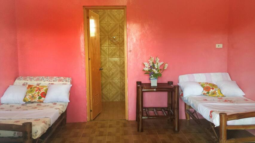 Pink Room - Bagakay G. Residence