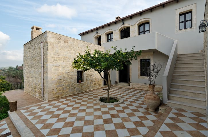 Ecotourism villa '' Kato Nisi '' - Heraklion - Vila