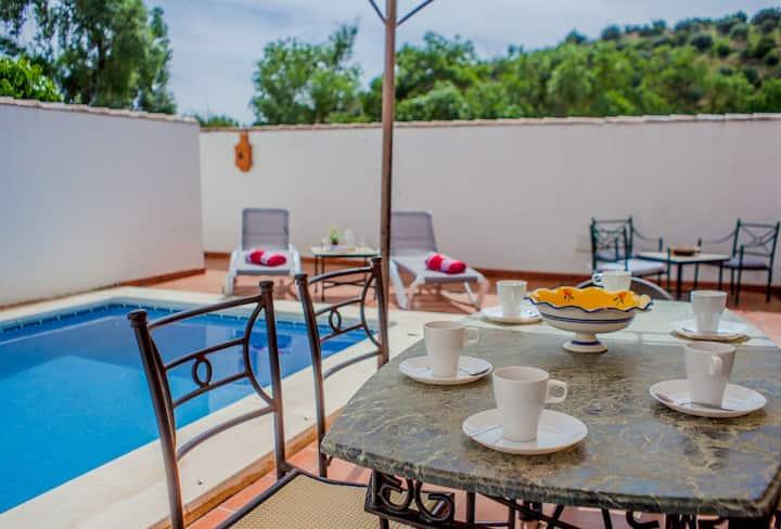 Casa Rural Riofrio oferta with excellent location