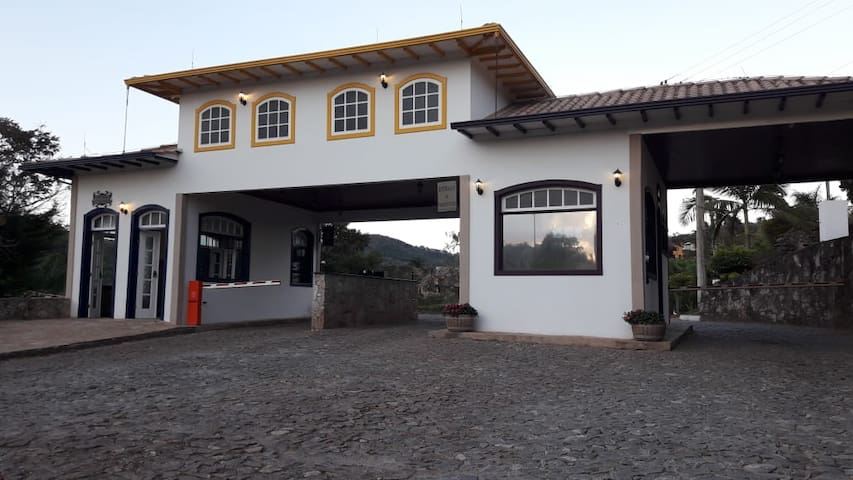 Estrada Real no cantinho dos Silveira