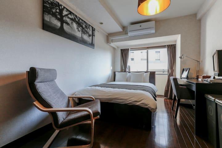Free WIFI3min Shinjuku Luxury flat / Samurai J5 - Shibuya-ku