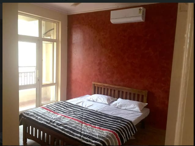 Fully Furnished Apartment in Mohali - Sahibzada Ajit Singh Nagar - Apartamento