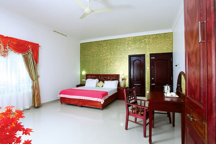 Super Deluxe Room at Periyar Villa